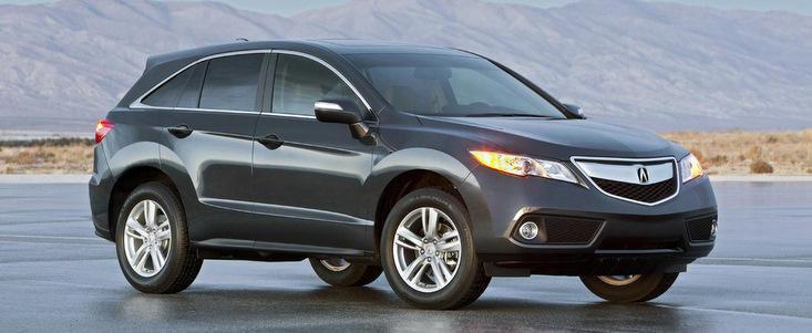 Acura RDX, dezvaluit oficial