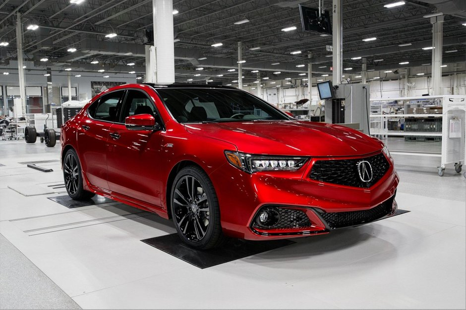 Acura TLX PMC Edition