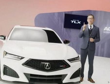 Acura TLX - Primele poze