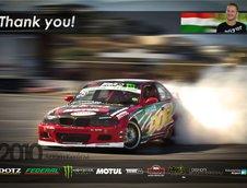 Adam Kerenyi vine la Drift Grand Prix of Romania
