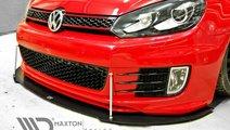 Adaos fata RACING SPLITTER pentru VW GOLF MK6 GTI ...