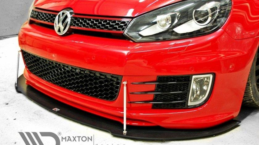 Adaos fata RACING SPLITTER pentru VW GOLF MK6 GTI 35TH