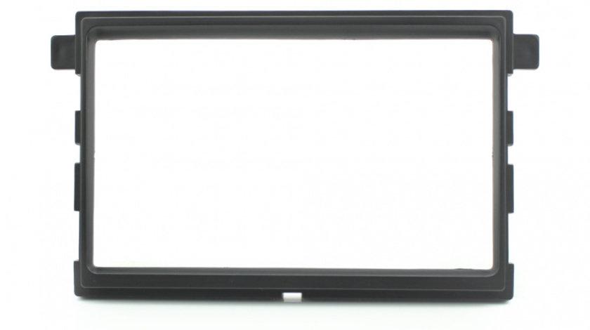Adaptor 2 DIN FORD Focus 2007-2014 (Black)