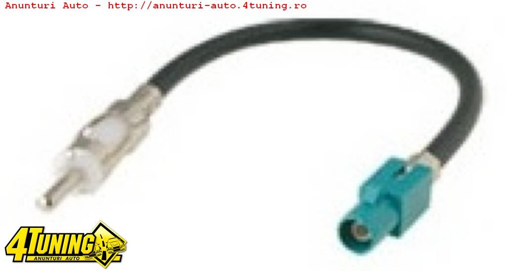 Adaptor Antena Auto Fakra Audi Mercedes Seat Skoda Vw 49