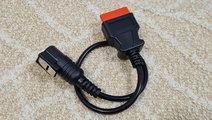 Adaptor OBD2 tester auto Can Clip - interfata diag...