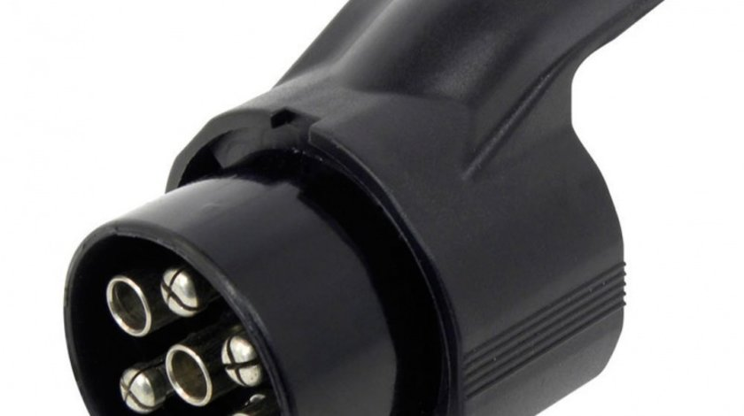 Adaptor remorca auto Carpoint plastic de la 7 la 13 pini AutoLux