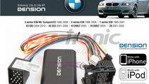 Adaptor USB iPod iPhone AUX-IN dedicat BMW E36 E46...