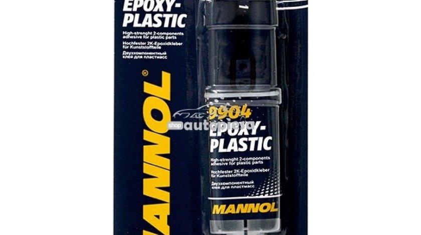 Adeziv pentru componente plastic MANNOL 30 gr 22372 - produs NOU