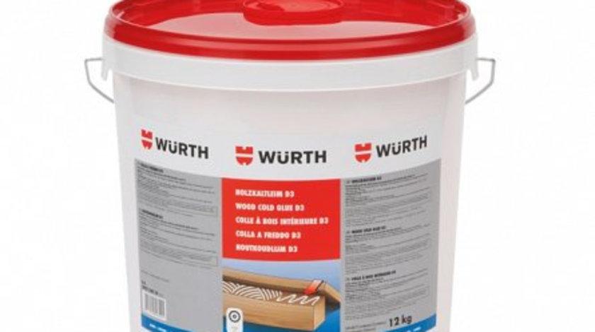 Adeziv pentru lemn D3 1200 mPas 12 kg cod intern: WTH1121