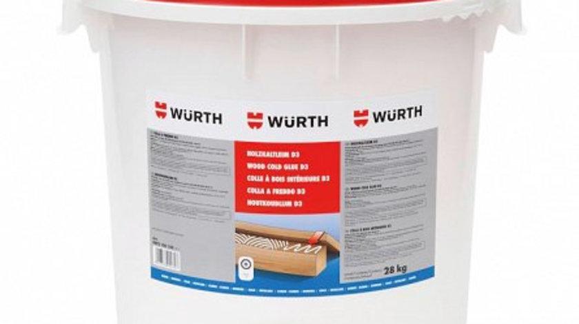 Adeziv pentru lemn D3 1200 mPas 30 kg cod intern: WTH1122