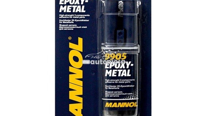 Adeziv pentru lipirea componentelor din metal MANNOL 30 g 26199 piesa NOUA