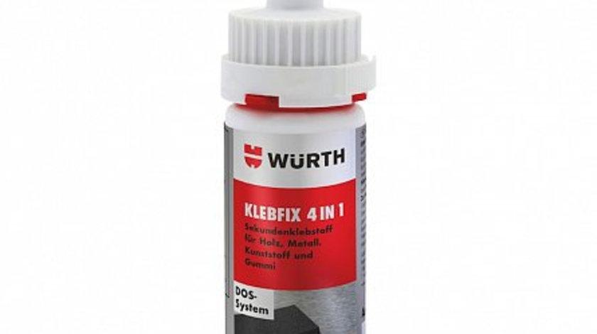 Adeziv rapid Klebfix 4in1 50 g cod intern: WTH1126