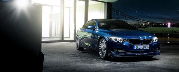 Adio BMW M4: Alpina dezvaluie noul B4 BiTurbo Coupe!