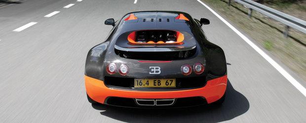 Adio Bugatti Veyron! Productia a incetat definitiv.