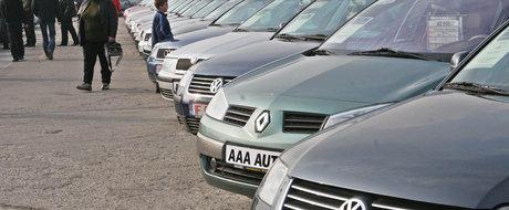 Adio inselaciuni cu masini: Guvernul lucreaza la o aplicatie cu informatii despre toate masinile