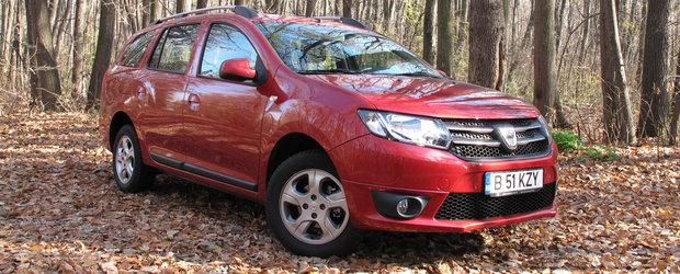 Adio Logan MCV! Dacia muta fabricarea breakului in Maroc pentru a se concentra pe Duster si Sandero