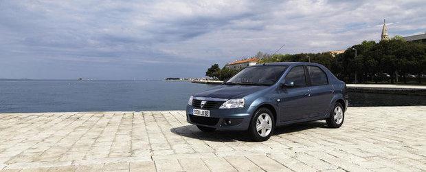 Adio Logan! Noua Dacia Logan 2 se pregateste de debut!