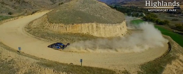 Adio Pikes Peak, bun venit Race to the Sky! Si accidentul lui Monster Tajima...