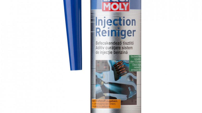 Aditiv benzina pentru curatare injectoare Liqui Moly 300ml