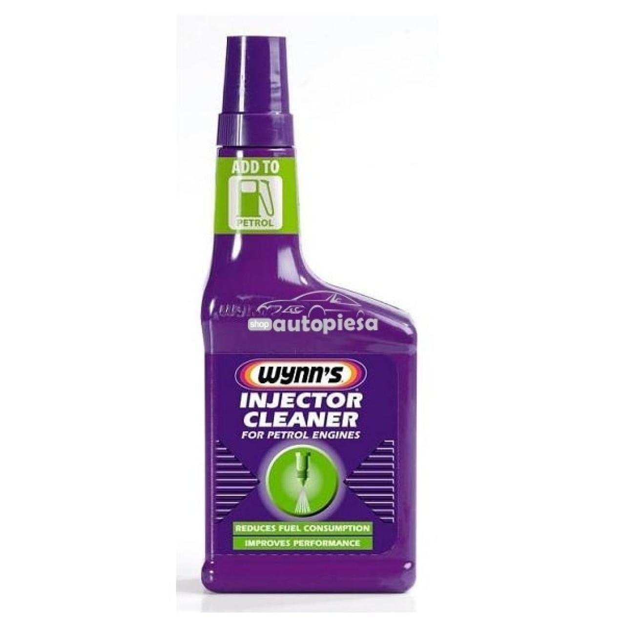 Aditiv curatare injectoare benzina WYNNS 325 ml W55964 piesa NOUA