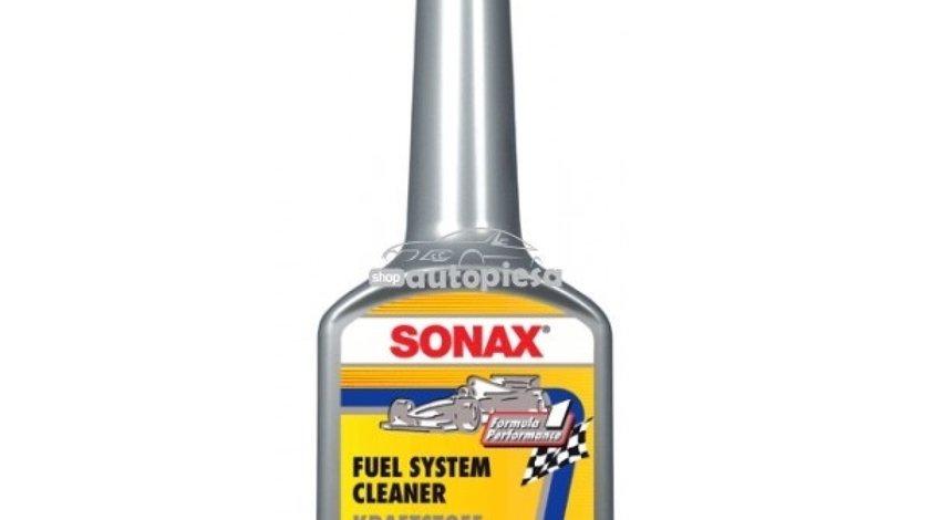 Aditiv curatare sistem de alimentare cu benzina SONAX 250 ml SO515100 piesa NOUA