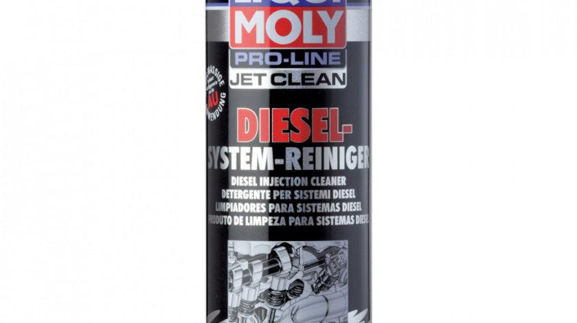 Aditiv curatare sisteme injectie Diesel Liqui Moly, 500 ml