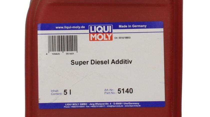 Aditiv diesel curatare sistem alimentare LIQUI MOLY 5L cod intern: A1443AE