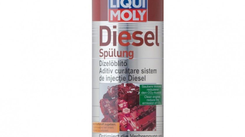 Aditiv motorina Liqui Moly pentru curatarea sistemului de injectie Diesel 500ml AutoLux