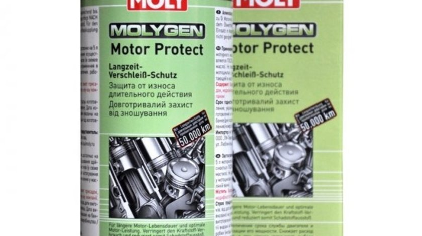 Aditiv protectie motor Molygen 500ml AutoLux
