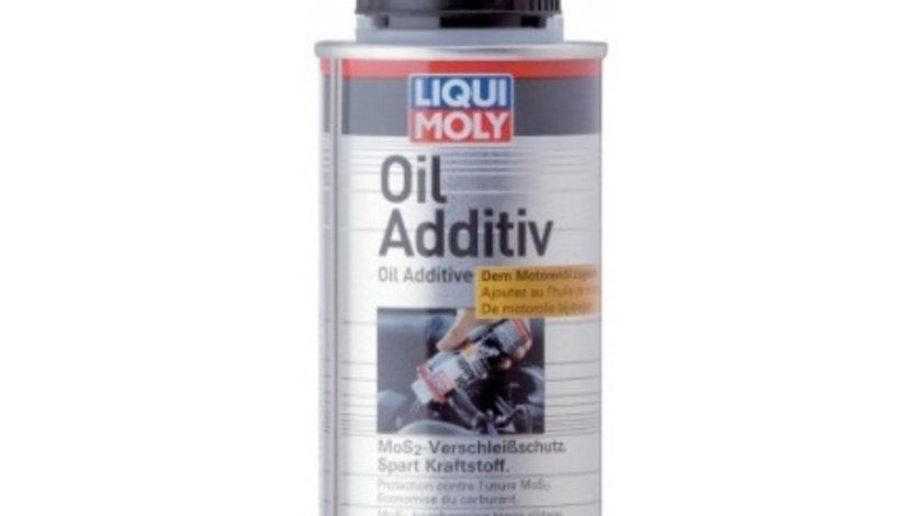 Aditiv ulei cu MoS2 Liqui Moly 125ml