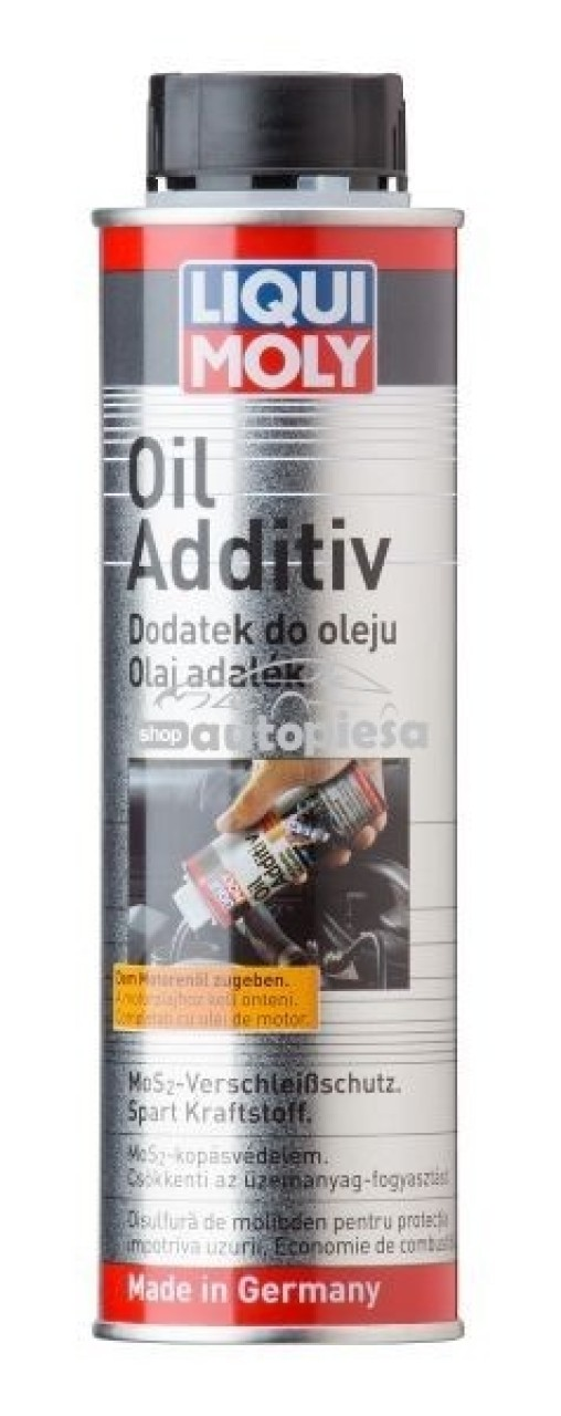 Aditiv ulei cu MOS2 Liqui Moly 300 ml 2182 produs NOU