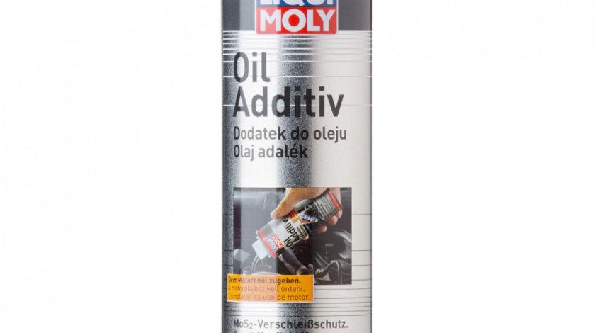 Aditiv ulei Liqui Moly cu MOS2 300, ml cod intern: LIM2182