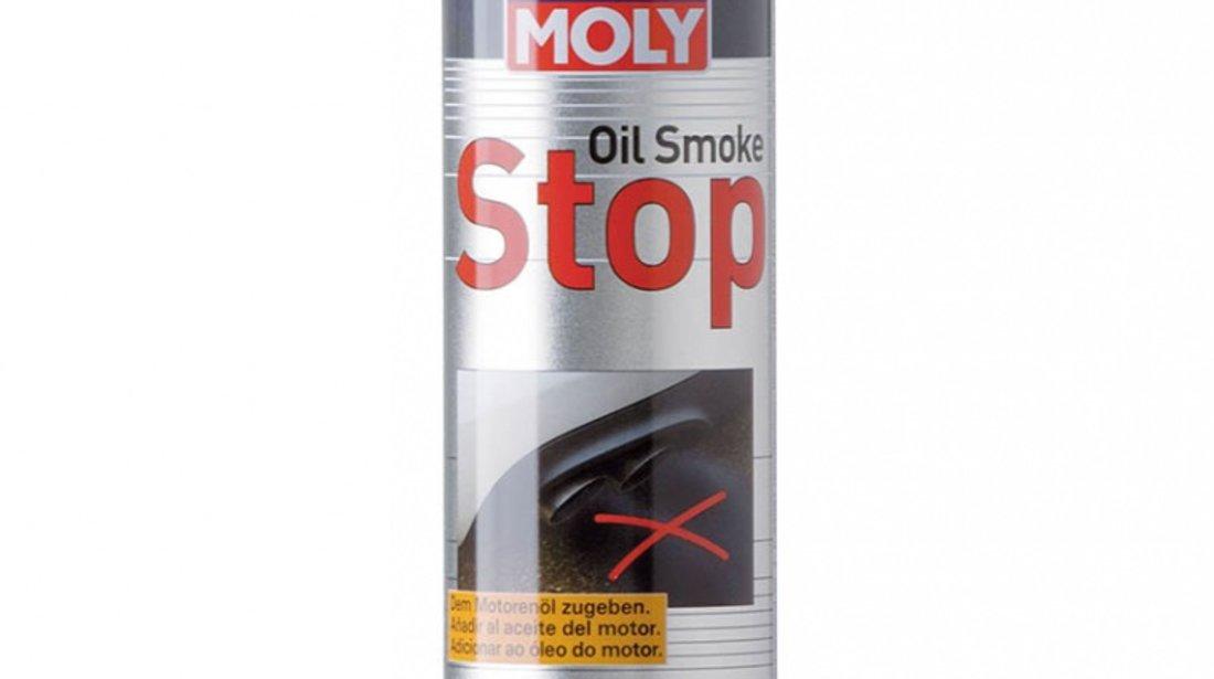 Aditiv Ulei Liqui Moly Stop Fum - Smoke stop , pentru stabilizarea vascozitatii , 300ml AutoLux