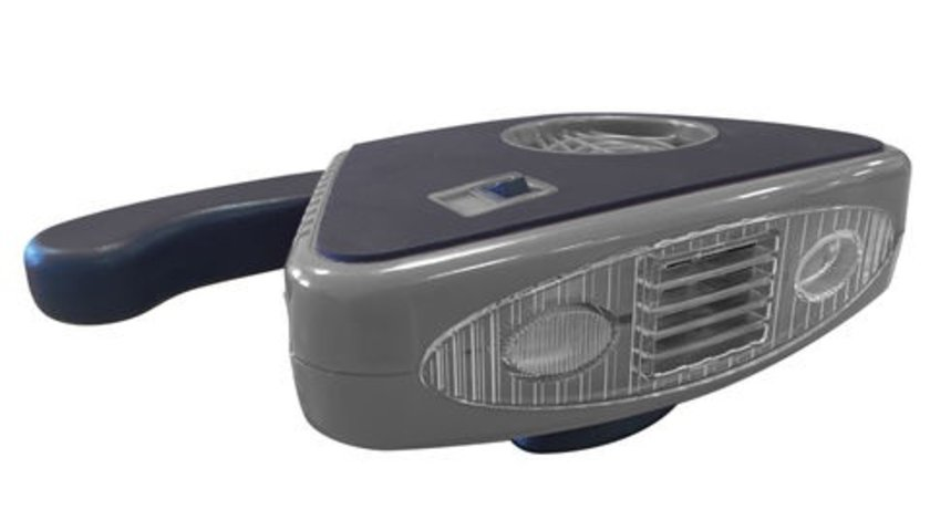 Aeroterma auto 12V , cu functie incalzire si ventilatie, lanterna led marca Streetwize AutoLux