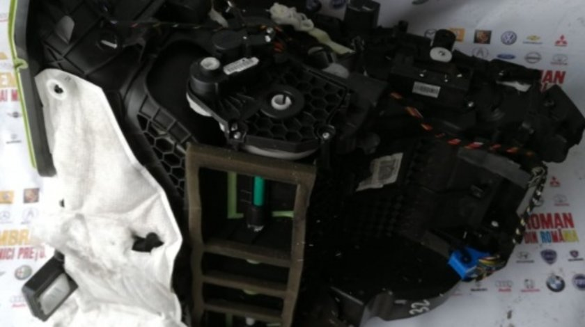 Aeroterma completa radiator caldura peugeot 508 sw 2.0hdi motor rhf 140cp