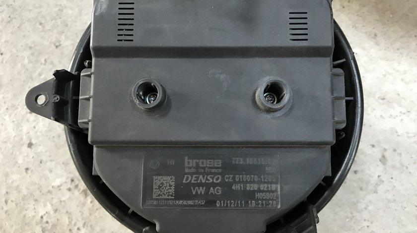 Aeroterma ventilator habitaclu AUDI A6 4G C7 / A7 / A8 4H 2012 2013 2014 2015