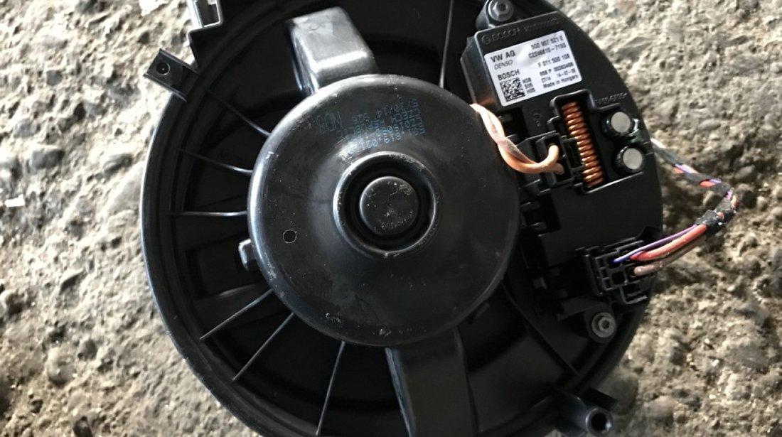 Aeroterma ventilator habitclu Skoda Octavia 3 2013 2014 2015