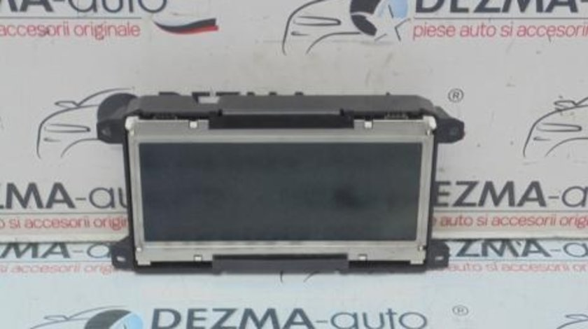 Afisaj electronic bord central, 4F0919603, Audi A6