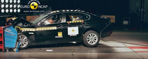 Afla care sunt cele mai sigure masini
