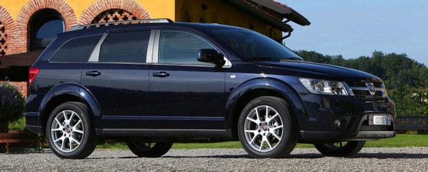 Afla cat va costa Fiat Freemont in Romania!