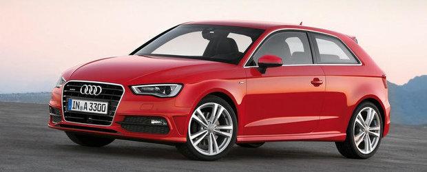 Afla cat va costa in Romania noul Audi A3!