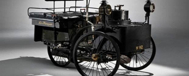 Afla cu cat s-a vandut cel mai vechi automobil functional din lume!