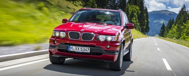 "Afla cum a fost dezvoltat primul BMW X5 chiar de la cel care l-a desenat: ""Am avut 6 saptamani la dispozitie"""