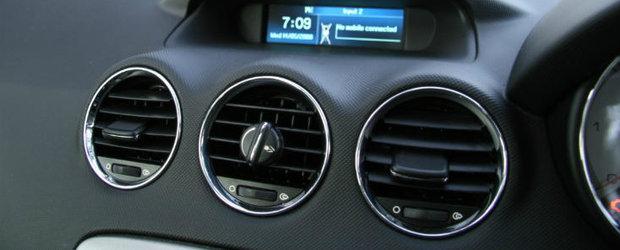 Afla cum poti scapa de mirosurile din masina, urmarind un caz real si concret