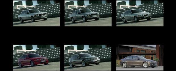 Afla istoria modelului BMW Seria 3 in numai 3 minute si 30 de secunde