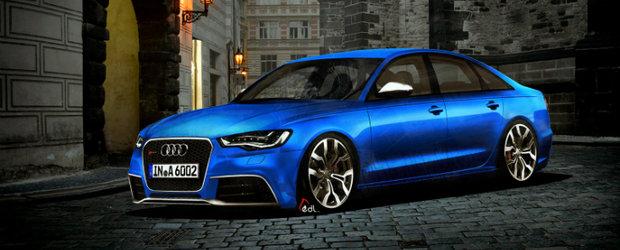 Afla marile secrete ale viitoarelor Audi S8, S7, S6 si RS6!