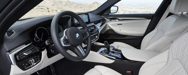 Afla tot ce trebuie sa stii despre noul BMW Seria 5 in... sase minute si un pic