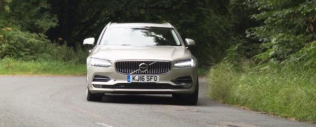 Ai putea sfarsi curand cu unul in parcare. Elementele care fac din noul Volvo V90 un model pe care il vrei in mainile tale