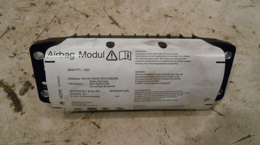 Airbag Pasager 1K0880204L VW Scirocco
