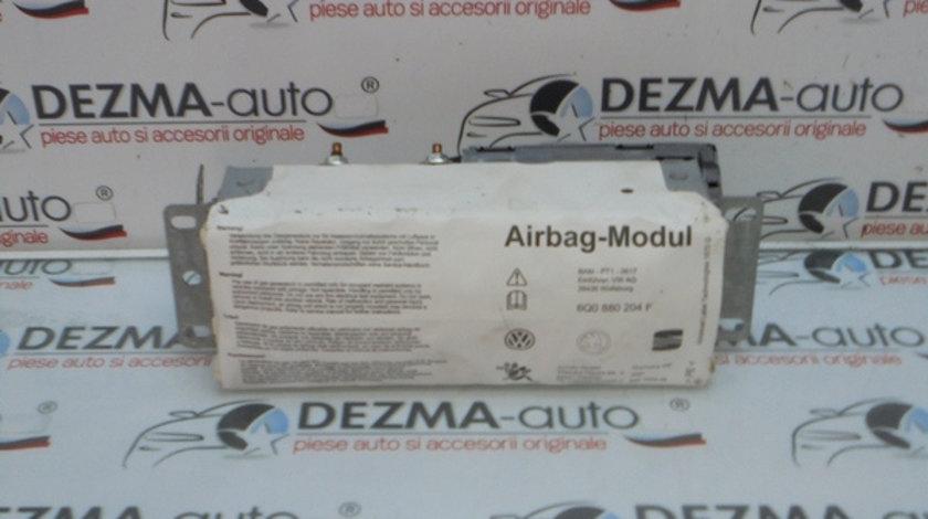 Airbag pasager, 6Q0880204F, Skoda Fabia 1 (6Y2) (id:267920)